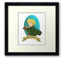 Armin Arlert Framed Print