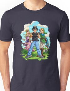 Let's Play! with ZeldaMaster T-Shirt