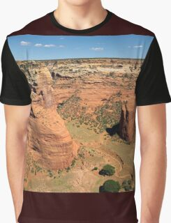 Even Though The Road Is Winding I Will Find My Way Graphic T-Shirt