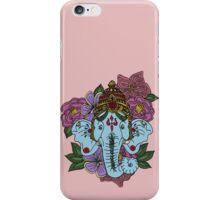 Ganesh in the Garden iPhone Case/Skin
