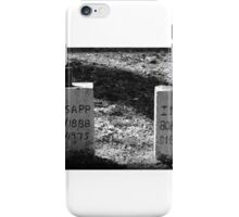 Reverend Watching Artistic Unique Decor iPhone Case/Skin
