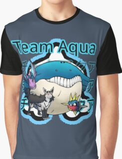 Evil Water team Graphic T-Shirt