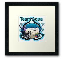 Evil Water team Framed Print