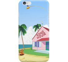 Kame house iPhone Case/Skin