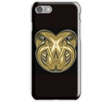 Gold Mask iPhone Case/Skin