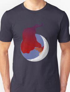 The Lunar Chronicles - Scarlet Unisex T-Shirt