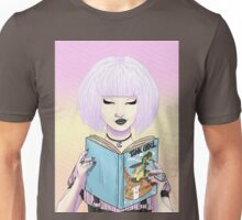Girls read comics too! Tank Unisex T-Shirt