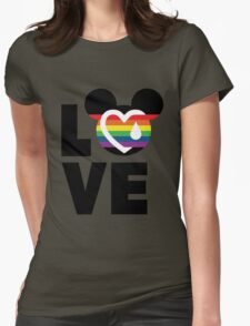 LOVE FOR ORLAND Womens Fitted T-Shirt