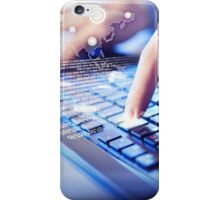 Traveling Anywhere iPhone Case/Skin