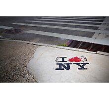 I Love New York Photographic Print