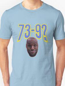 Lebron James Cleveland Cavaliers Funny 2016 Unisex T-Shirt