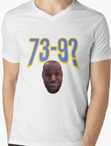 Lebron James Cleveland Cavaliers Funny 2016 Mens V-Neck T-Shirt