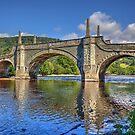 Aberfeldy Bridge by FLYINGSCOTSMAN