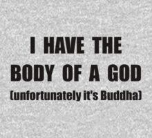 Buddha Body Baby Tee