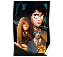 A Very Potter Musical Poster