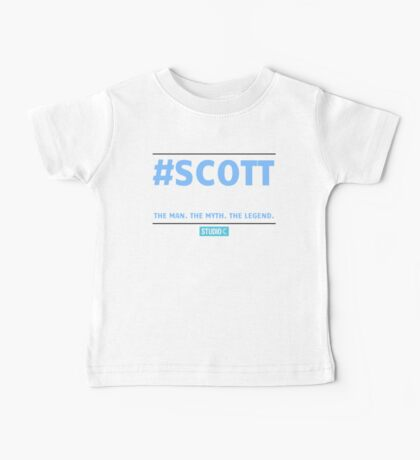 Scott Sterling-STUDIO C Baby Tee
