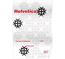 Helvetica Poster 1 Poster