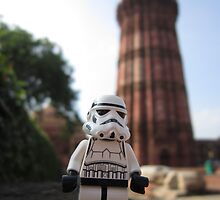 Dave Stormtrooper Dehli India by apawdesign