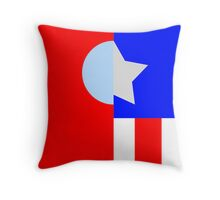 Stony Throw Pillow