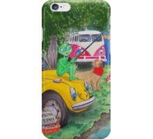 Taxi Bug's Fishing Camp iPhone Case/Skin
