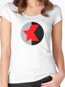 Winter Widow Women's Fitted Scoop T-Shirt