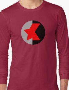 Winter Widow Long Sleeve T-Shirt
