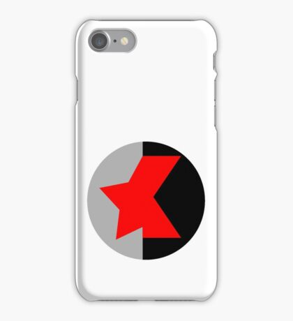 Winter Widow iPhone Case/Skin
