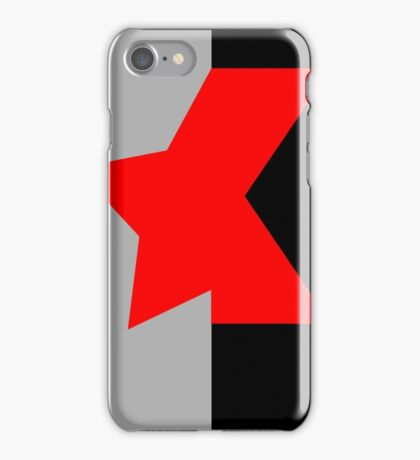Winter Widow iPhone Case/Skin