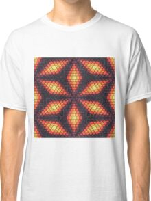 Bricks flower Classic T-Shirt