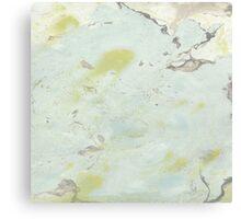 Marbling Designs Canvas Print