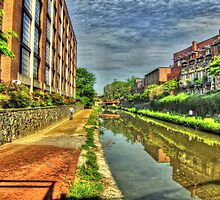 The C & O Canal by James Brotherton
