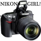 Nikon Girl image by Laurast