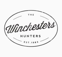The Winchesters Vintage Logo 2 by hahahahaleigh