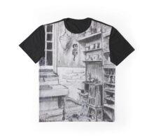 1940s Kitchen Graphic T-Shirt