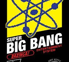 Super Big Bang! Stickers & Prints by pixelsbynumber