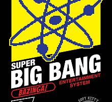Super Big Bang! Stickers & Prints by pixelsbynumber