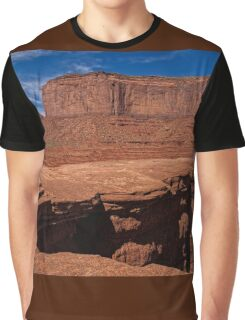 Layers Of Time Graphic T-Shirt