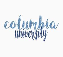 Columbia University One Piece - Long Sleeve