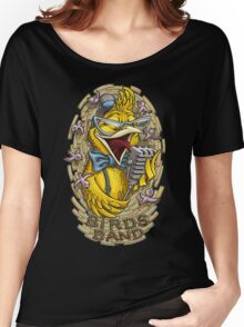 The Birds were a popular rhythm and blues band in the United Kingdom during the mid-1960s Women's Relaxed Fit T-Shirt