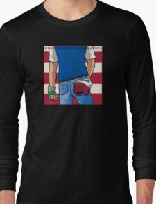 Born in Pallet Town Long Sleeve T-Shirt