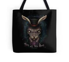 White Rabbit Tote Bag