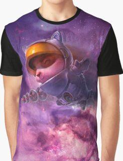 Astronaut teemo Graphic T-Shirt