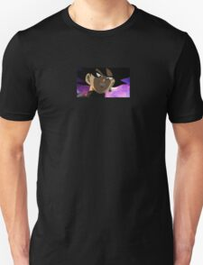 Galaxy Black goku Unisex T-Shirt