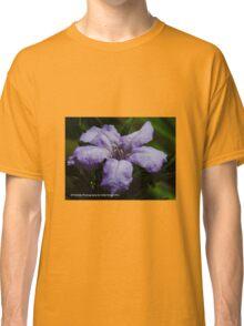 The beautiful flower Classic T-Shirt