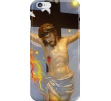 On The Cross iPhone Case/Skin