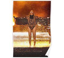 Beyoncé Knowles Performing at BET Awards 2016 Poster