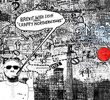 Brexit with Love by Andy Mercer
