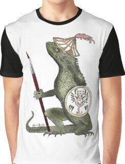 Dragon Artist Graphic T-Shirt