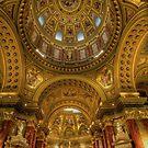 St.Stephens basilica Budapest by FLYINGSCOTSMAN