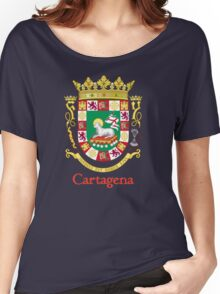 Cartagena Shield of Puerto Rico Women's Relaxed Fit T-Shirt